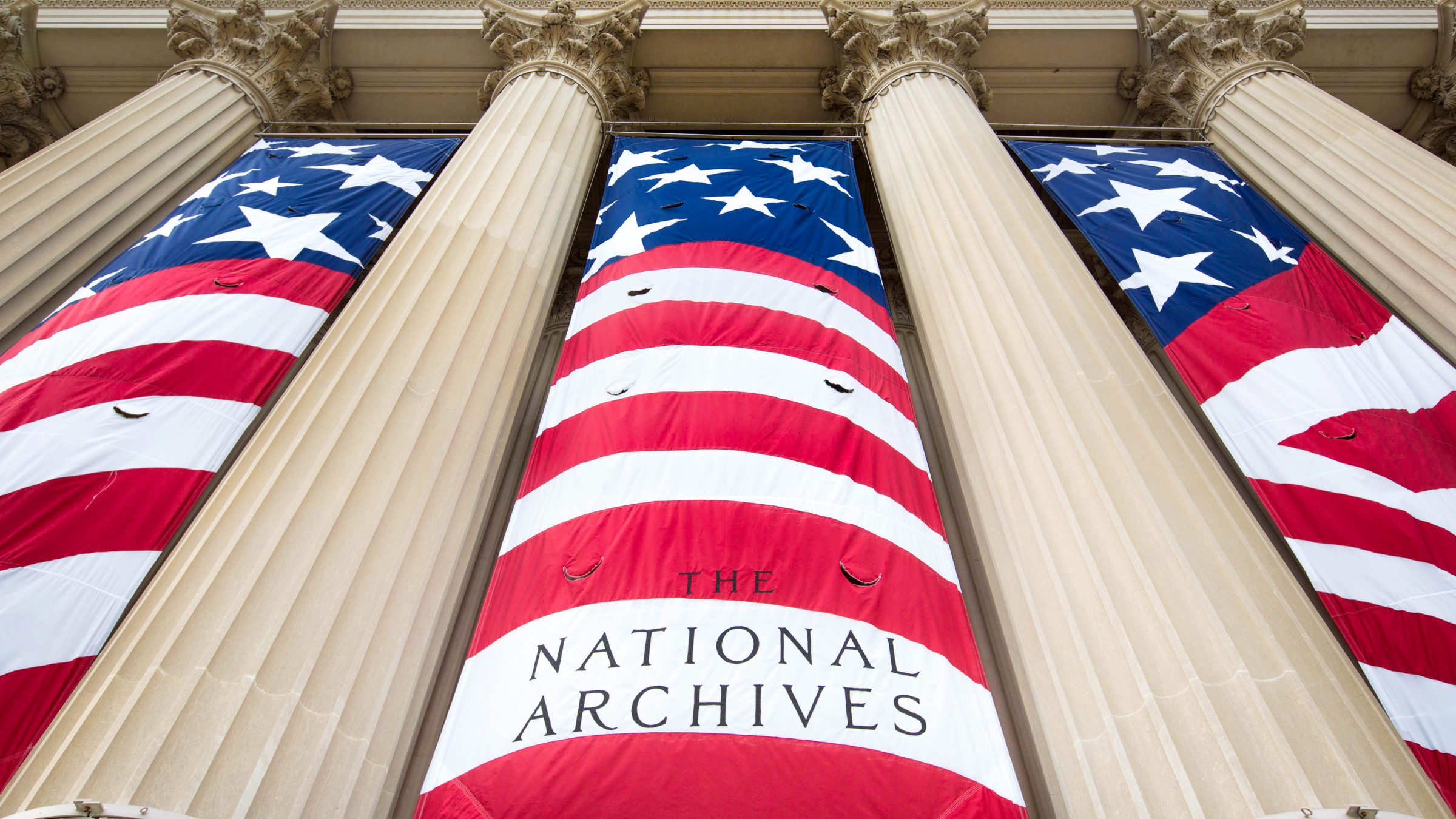 National Archives Exterior